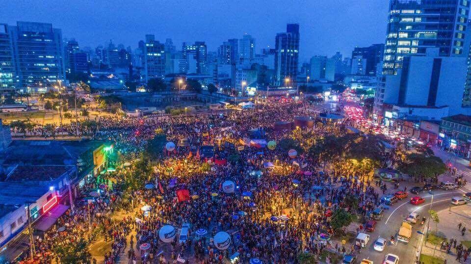"""A Greve Geral Contra as """"Reformas"""" do Capital: os trabalhadores se levantam!"""
