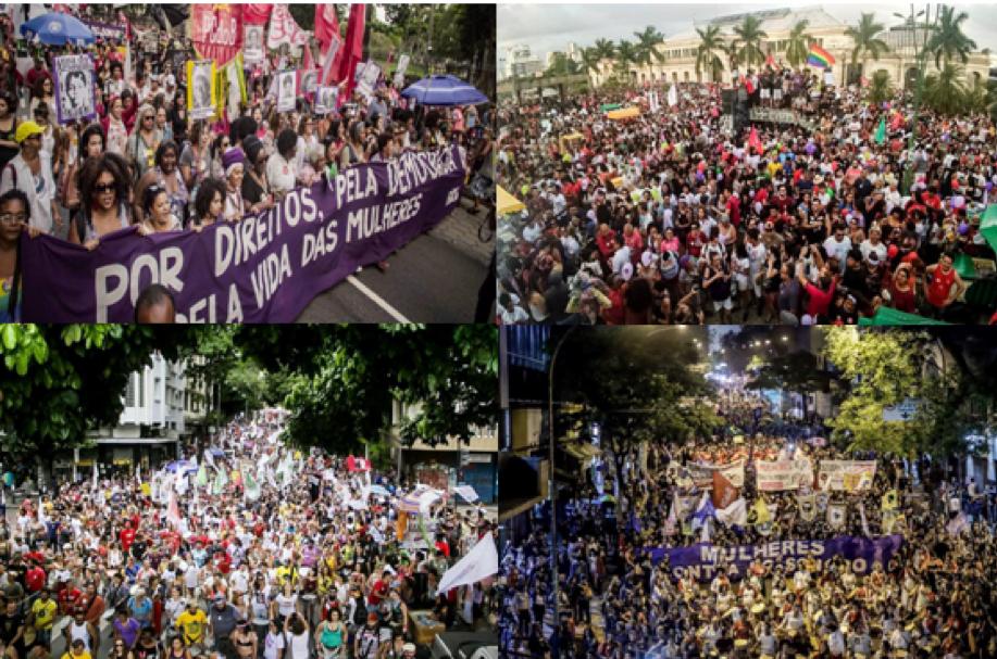 As Eleições de 2018 e a Necessidade de Continuar e Aprofundar a Resistência das Classes Dominadas