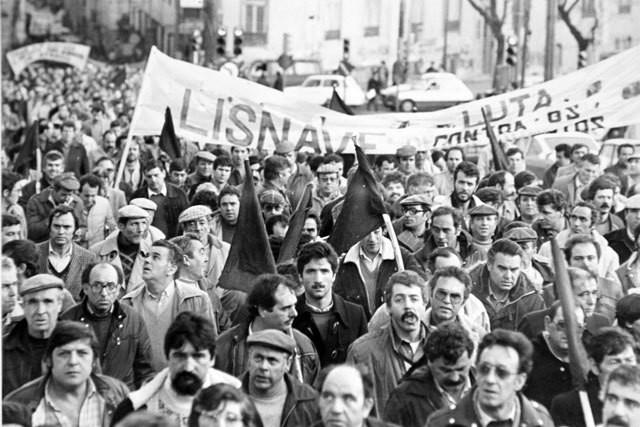 Notas sobre a linha sindical – Francisco Martins Rodrigues