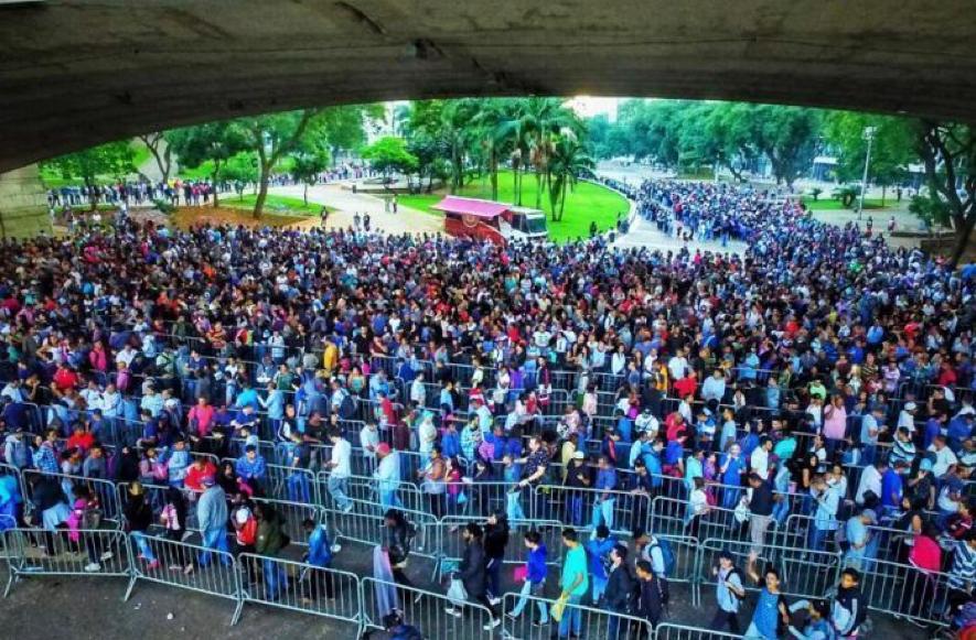 Aumentar a informalidade para aumentar a exploração do trabalho: a reforma trabalhista e sindical de Bolsonaro