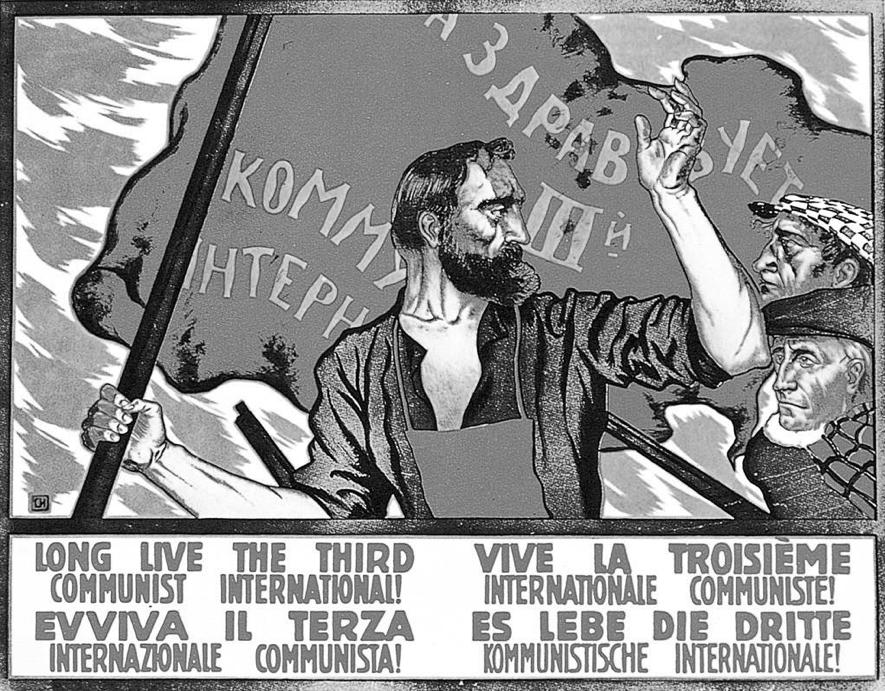A Terceira Internacional e seu lugar na história (1919) – Lenin.