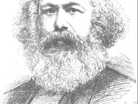 201 anos do nascimento de Marx.