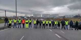 Todo apoio à greve dos caminhoneiros de Portugal!