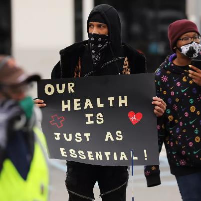A nova crise mundial do capital: a conjuntura internacional nos tempos de pandemia
