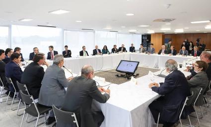A reunião ministerial e o programa hegemônico da burguesia no Brasil