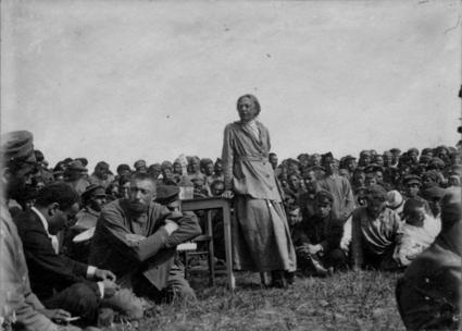 Lênin durante os anos da reação e do exílio: excertos das memórias de Krupskaia sobre Lênin