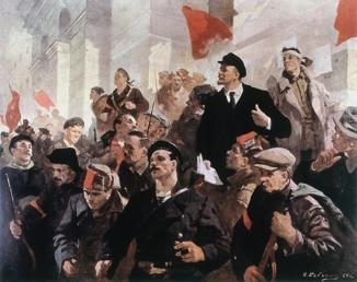 """As """"Teses Sobre a Questão Parlamentar"""", de Lênin, e a crítica ao oportunismo eleitoreiro"""