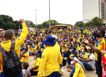 Lições da greve nos Correios para a luta dos trabalhadores e das trabalhadoras hoje no Brasil
